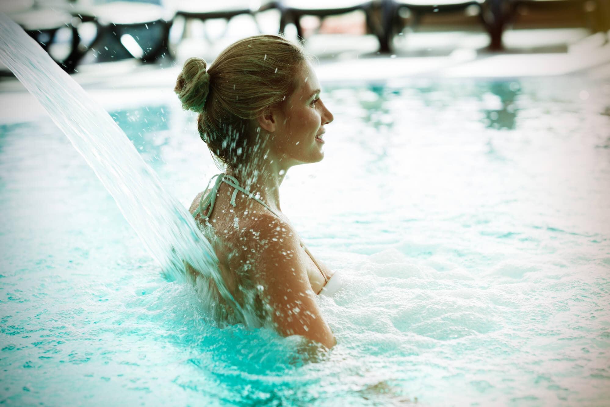 benefícios das águas termais