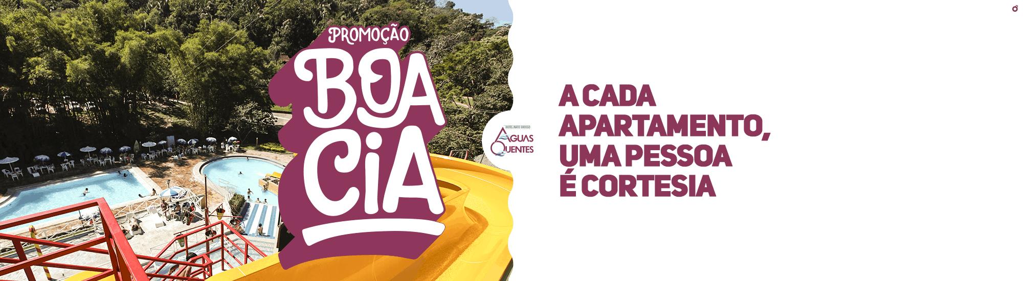 Promoção Boa Cia Hotel Mato Grosso Águas Quentes