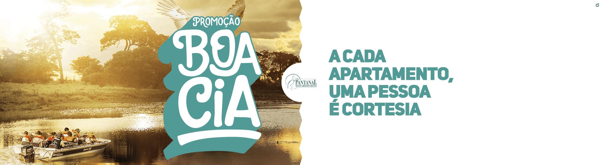 Promoção Boa Cia Pantanal Mato Grosso Hotel