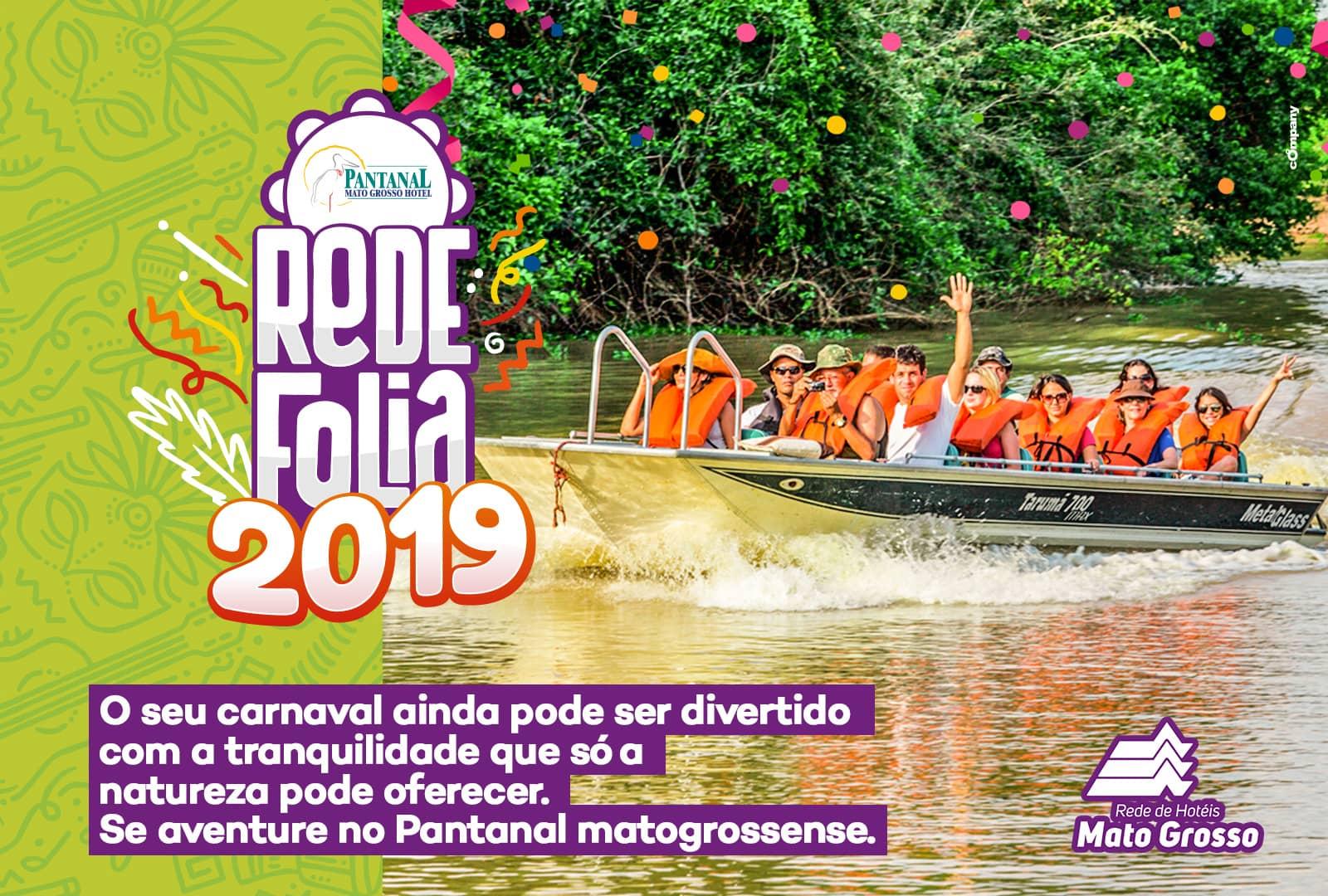 Rede Folia Hotel Mato Grosso Pantanal