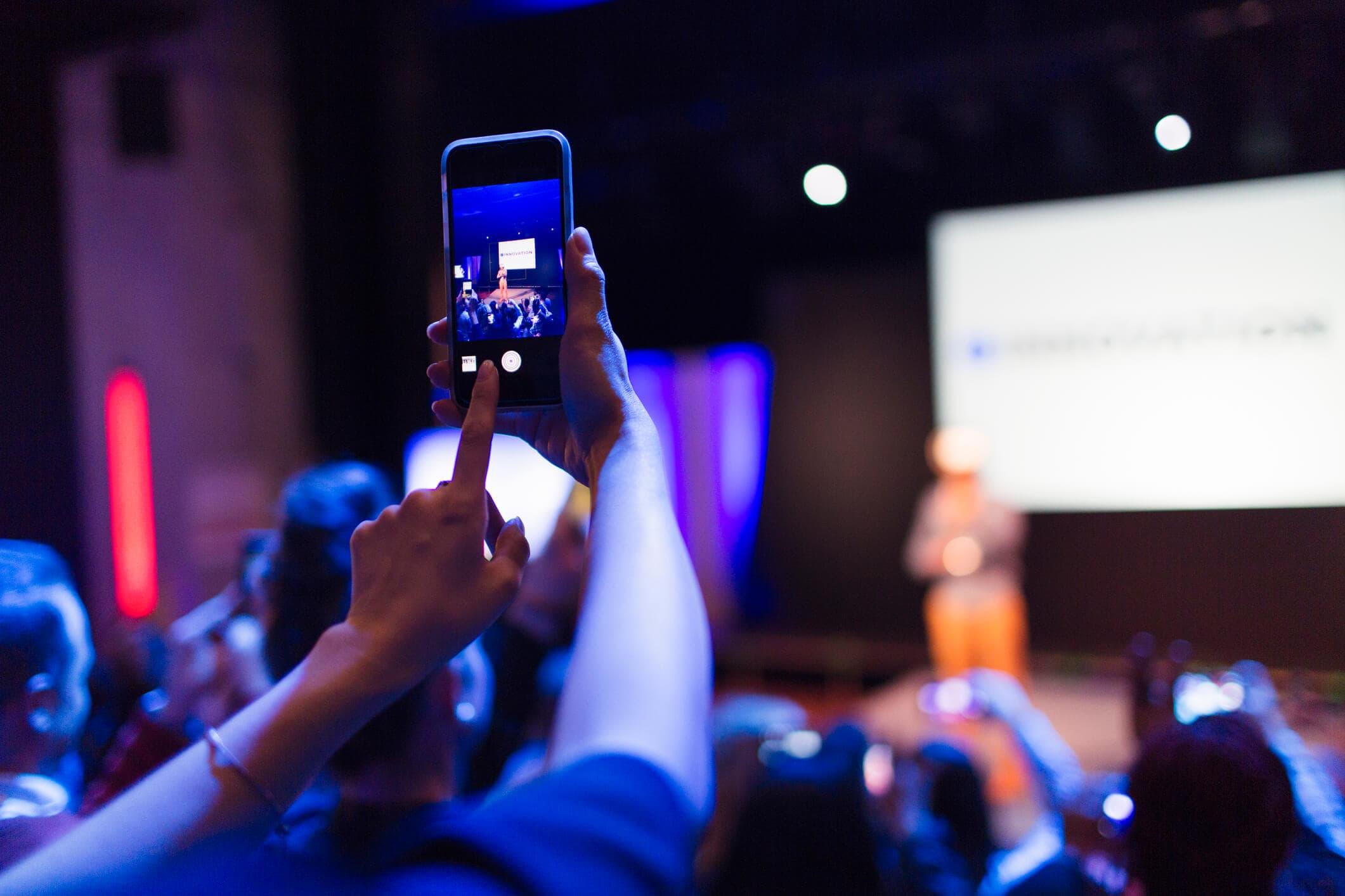 redes sociais para divulgar evento evento