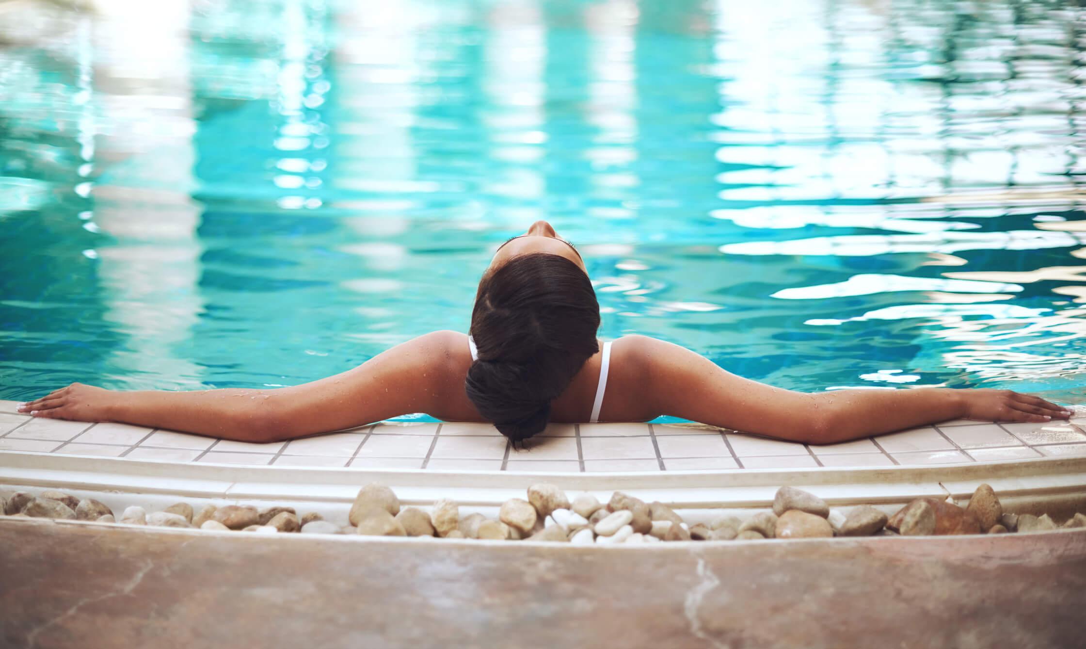 hotel com águas termais