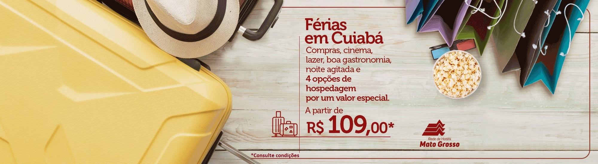Baixa temporada Cuiabá