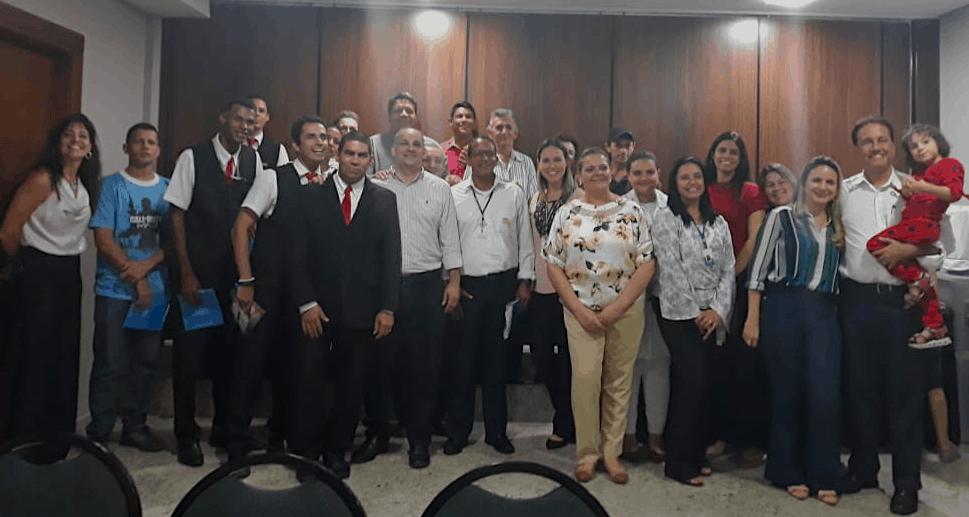 Rede de Hotéis Mato Grosso alerta colaboradores sobre o câncer de próstata