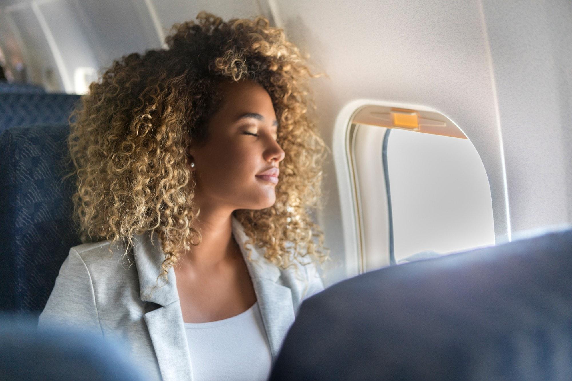 como perder o medo de viajar de avião