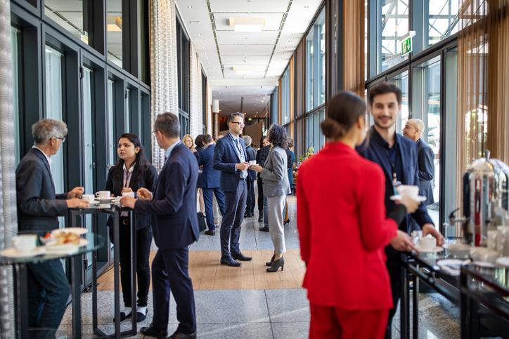 espaço para eventos corporativos