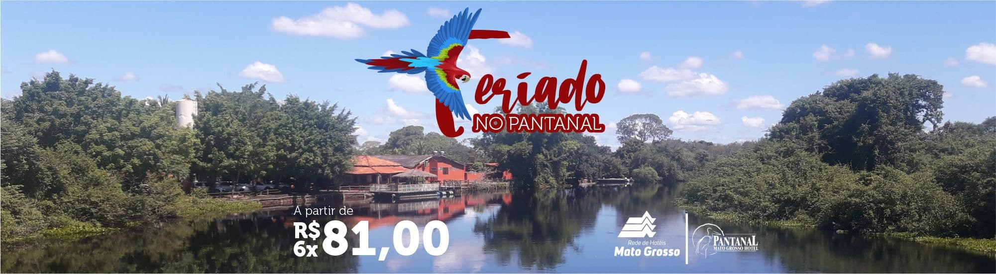 Feriado Pantanal