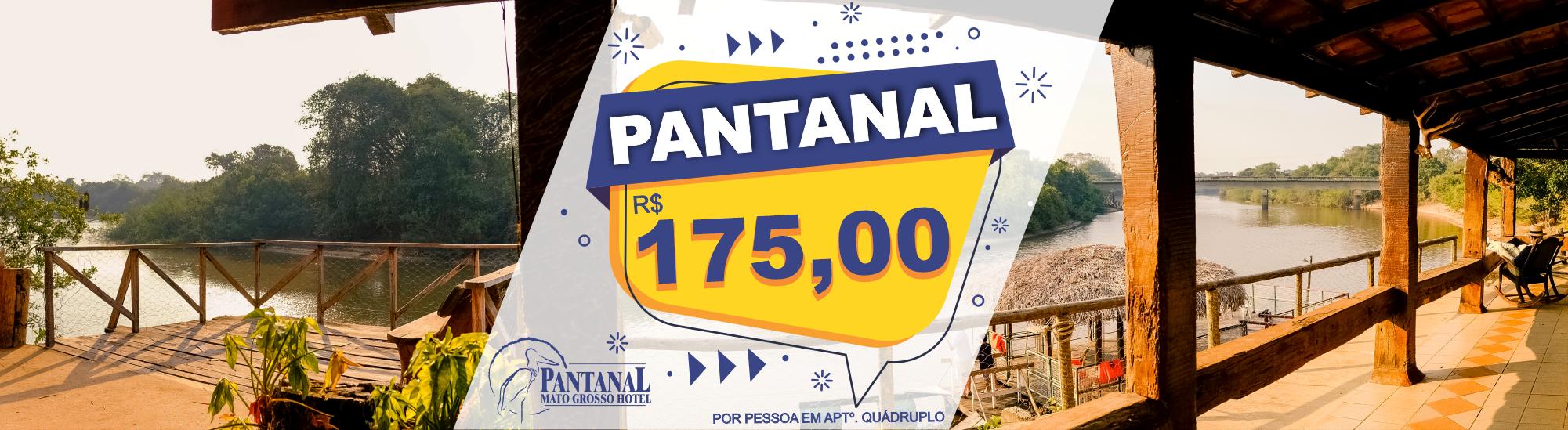 Promoção Pantanal